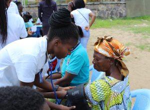 formation soins infirmiers en R.D. du Congo